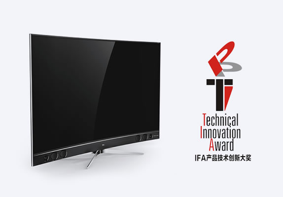 "TCL premiada con el prestigioso ""2016 IFA Product Technical Innovation Award"" por el Xclusive X1, en IFA 2016"